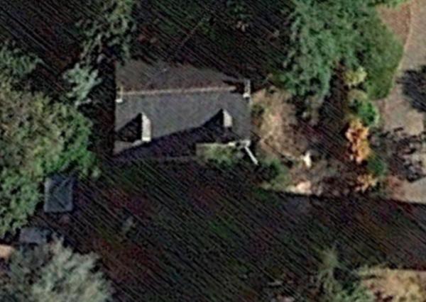 maison au travaux inachevé